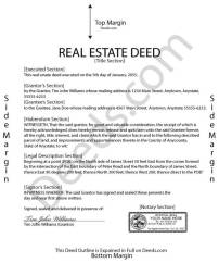 real-estate-deed